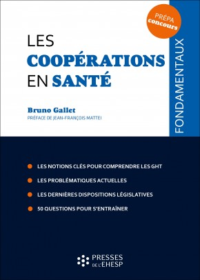 Ouvrage Gallet Coopérations EHESP